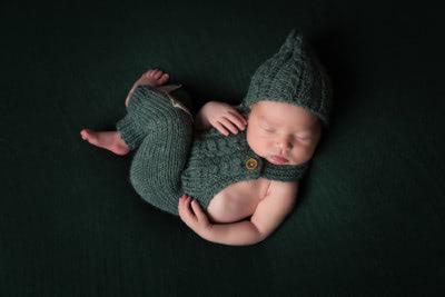 Tokyo Newborn Photo