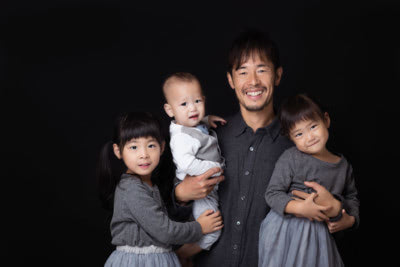 Tokyo Family Photo