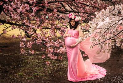 Tokyo Maternity Photo
