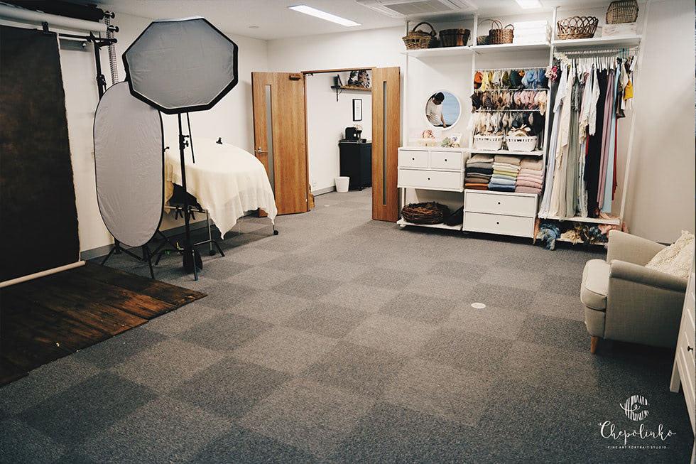 ニューボーンフォト スタジオ 東京